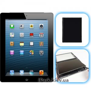 Замена Дисплея в iPad 4