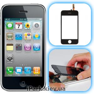 iphone 3gs iPark замена сенсорного стекла в iphone 3gs