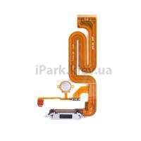 Шлейф коннектора зарядки и кнопки Home для Apple iPhone 2G