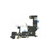 Шлейф системного разъема и разъема наушников для iPhone 5