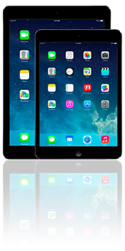 Сервис iPad